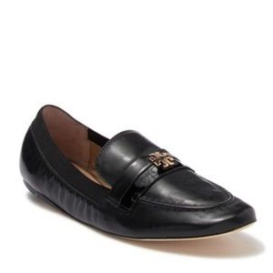 TORY BURCH Jolie leather loafer